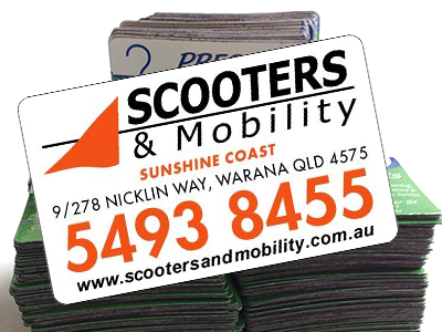 Scooters Mobility Fridge Magnets